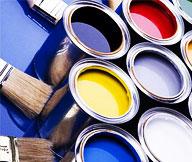 Применение акриловой краски для фасадной отделки