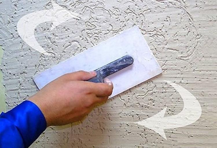 Ознакомьтесь с особенностями формирования конкретной текстуры заранее