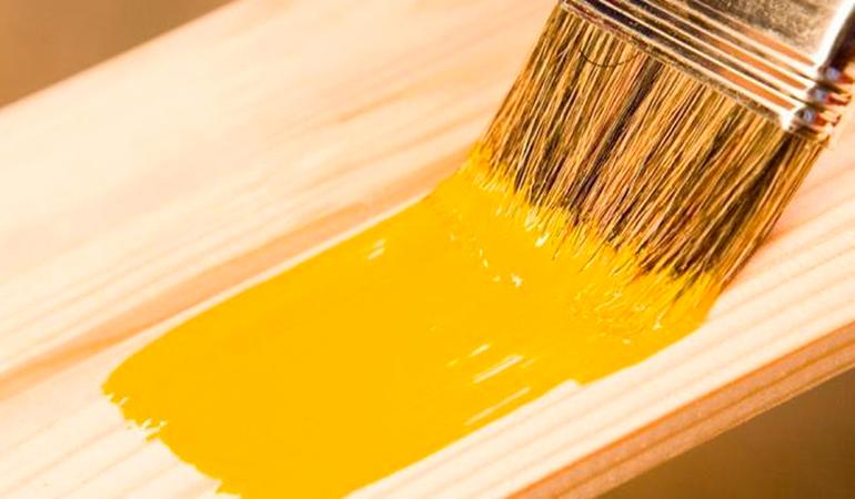 Состав и свойства краски