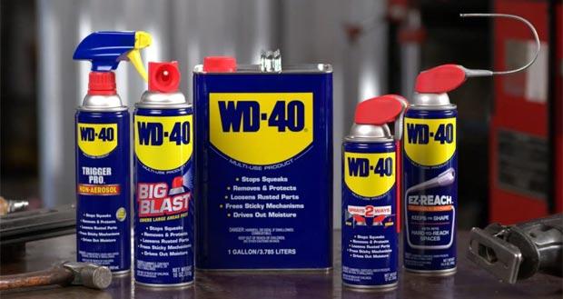 WD-40 состав