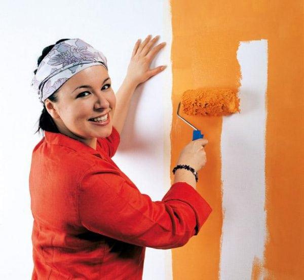 Как покрасить прихожую своими руками?