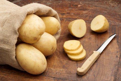 Картофель и ржавчина