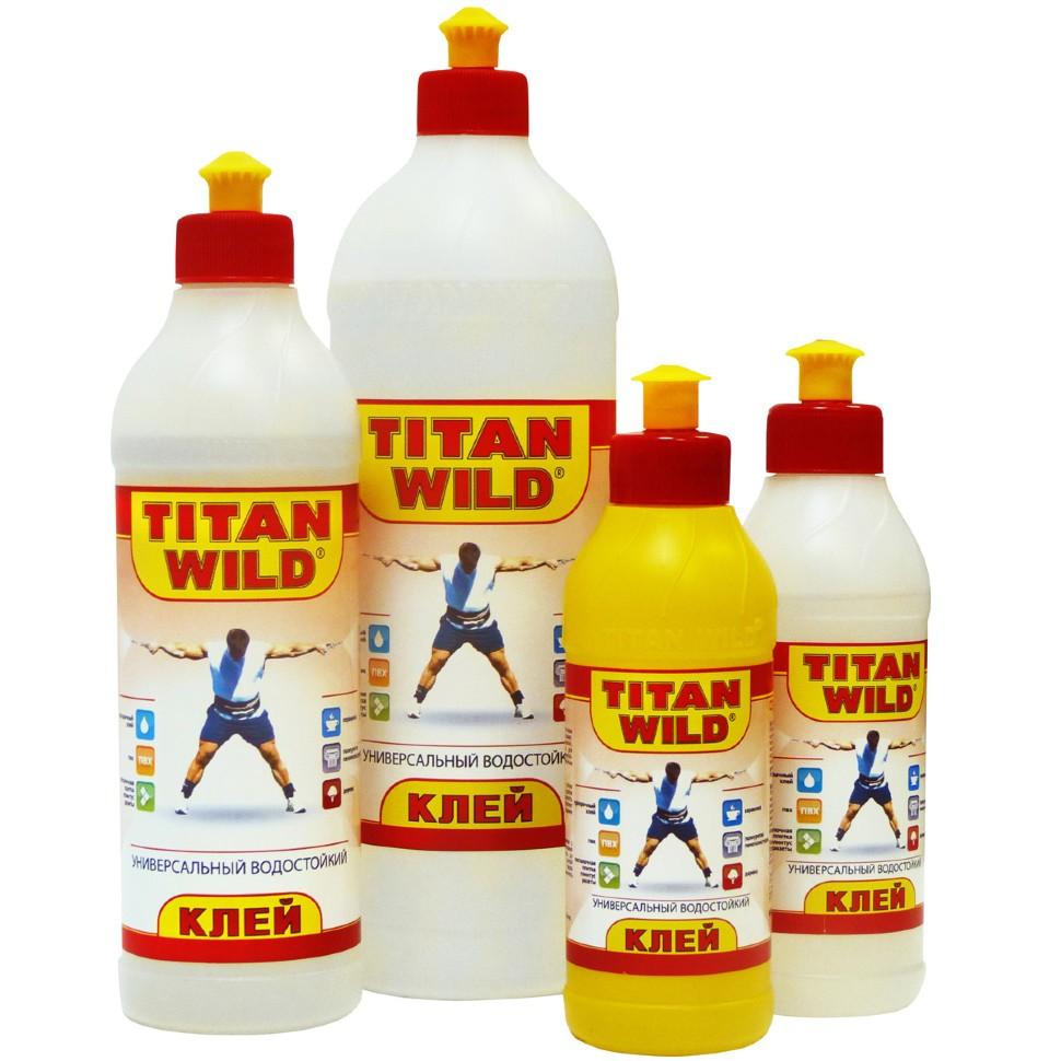 Клей титан для потолочной плитки