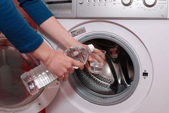 как отстирать бельё от ржавой воды