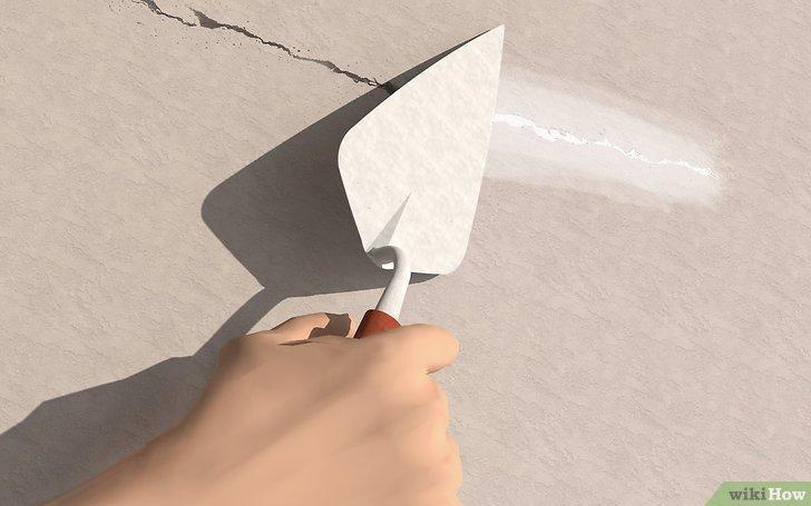 Изображение с названием Paint a Concrete Wall Step 3