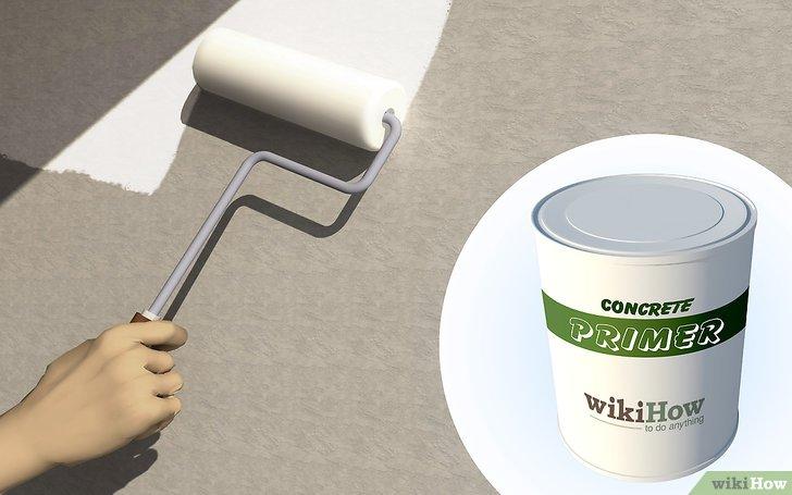Изображение с названием Paint a Concrete Wall Step 6