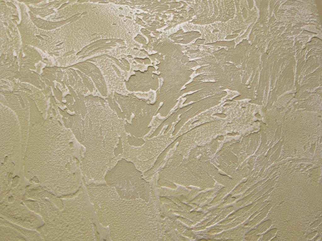 покраска стен декоративной штукатуркой