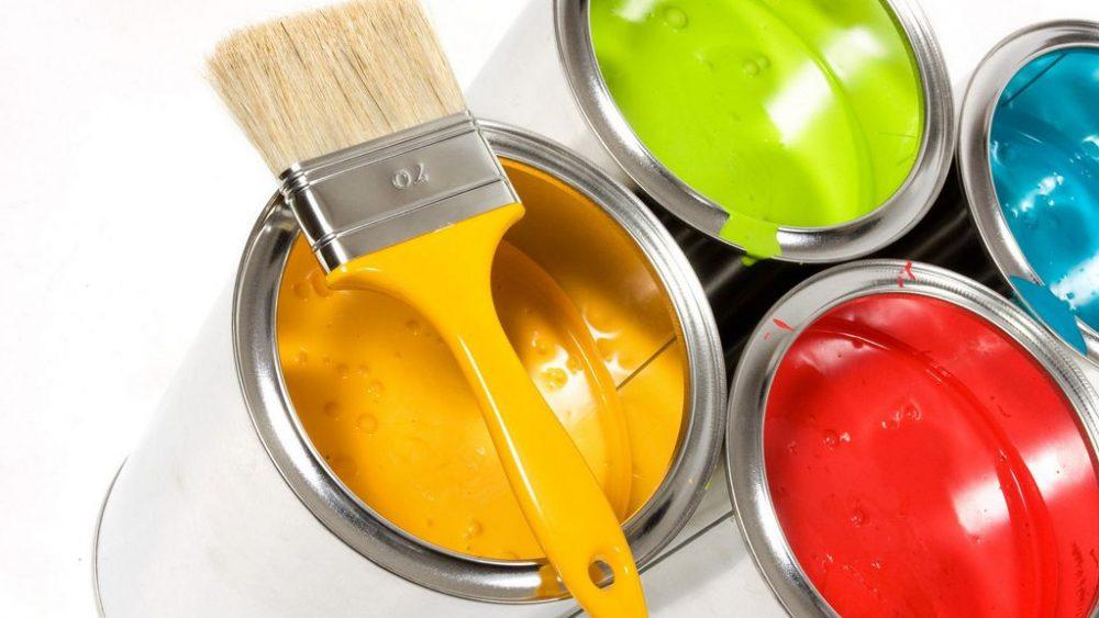 Краски на акрилатной и виниловой основе, а также на основе силиконовых смол могут быть как водорастворимыми, так и органорастворимыми