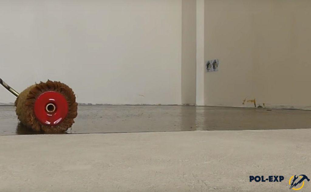Как правильно грунтовать бетонный пол