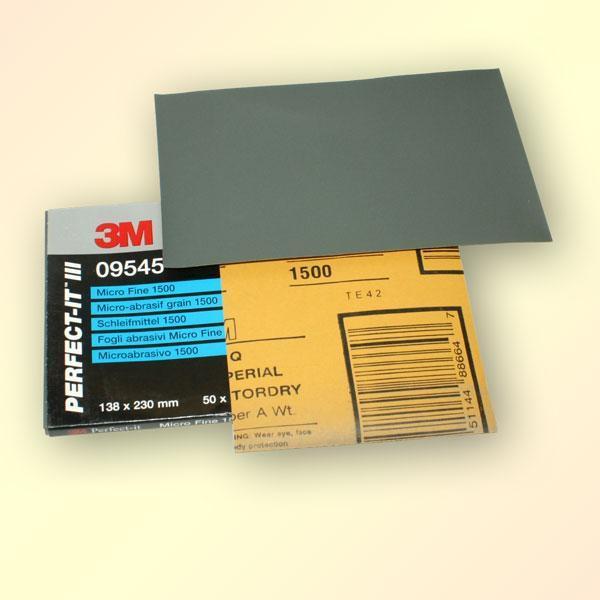 Наждачная бумага 3М