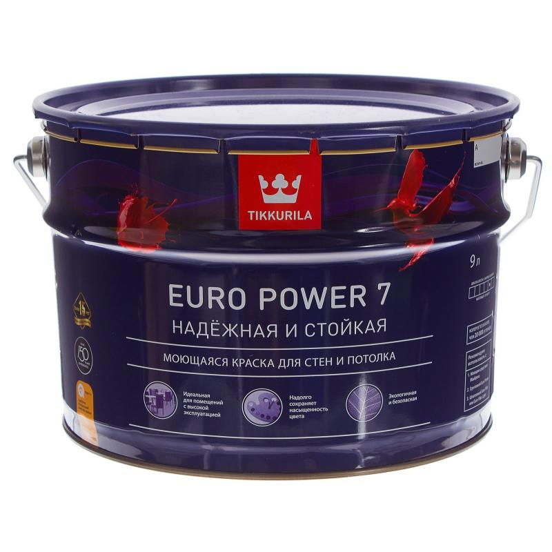 TIKKURILA EURO POWER7 (9 Л.)