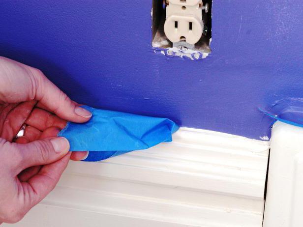 как правильно красить стены валиком инструкци