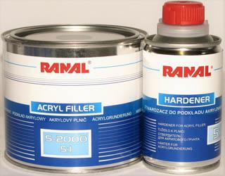 Ranal S-2000 5+1 с отвердителем