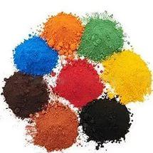 Подбор пигментов для красок